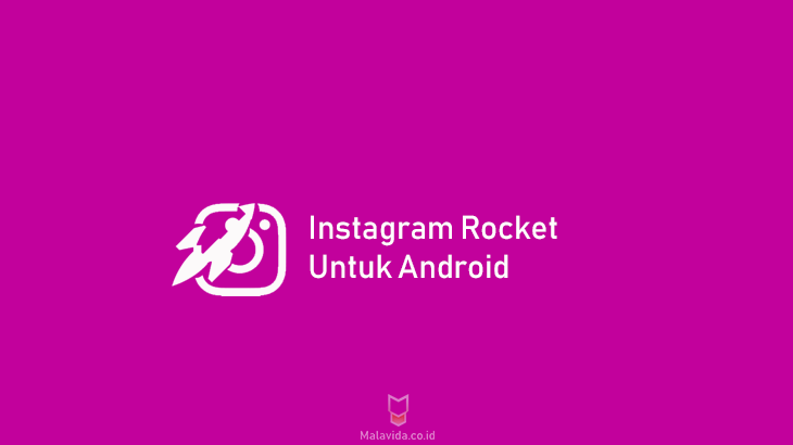 instagram rocket