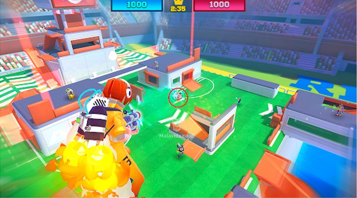 download FRAG Pro Shooter mod apk