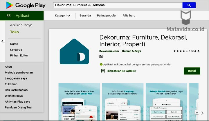 Dekoruma Furniture & Dekorasi