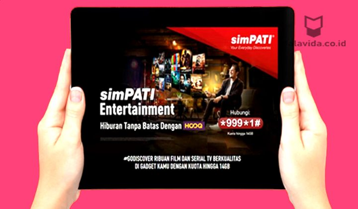 Paket Entertainment Telkomsel