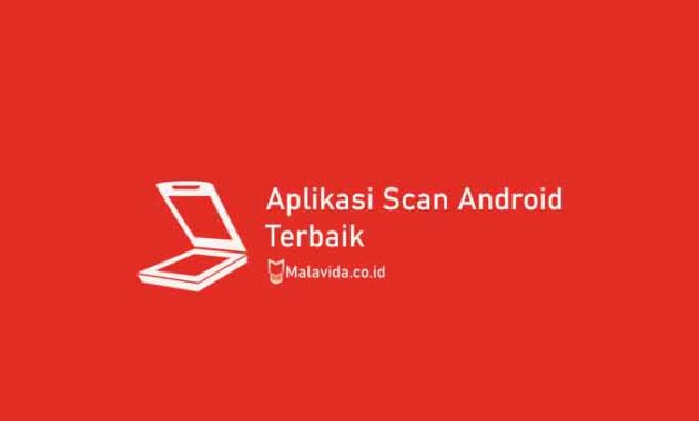 aplikasi scan Android