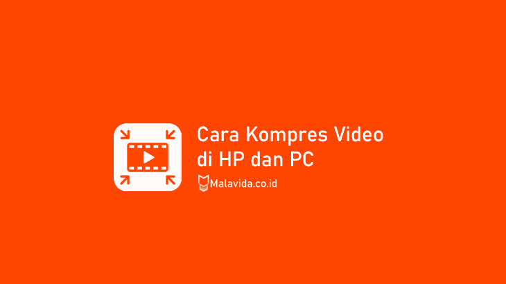 cara kompres video