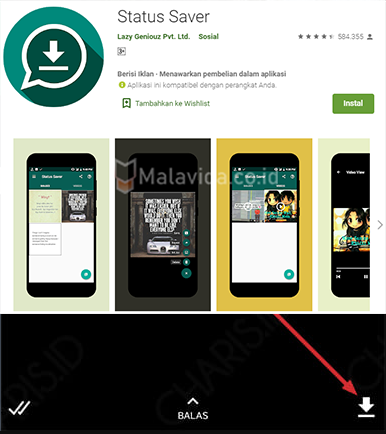download status whatsapp